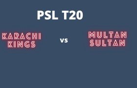 Karachi Kings vs multan sultan today match prediction